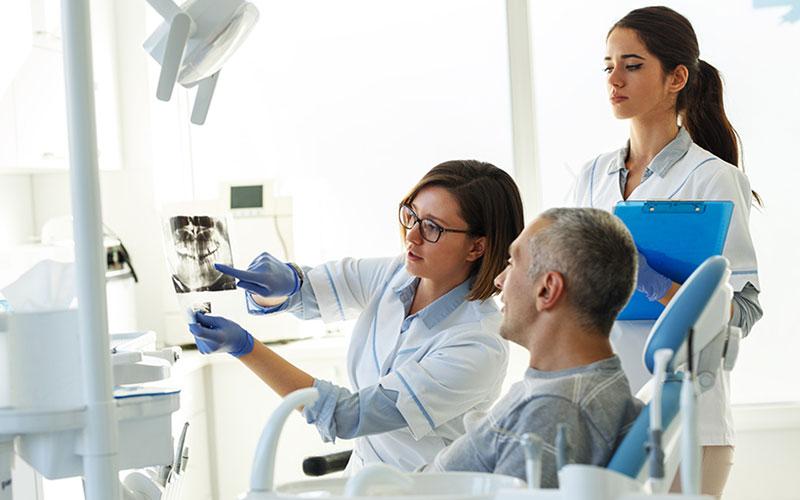 dental x-rays in banff